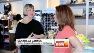 TURBINE on CBC National News ~ 2011 Cannes Film Festival Thumbnail