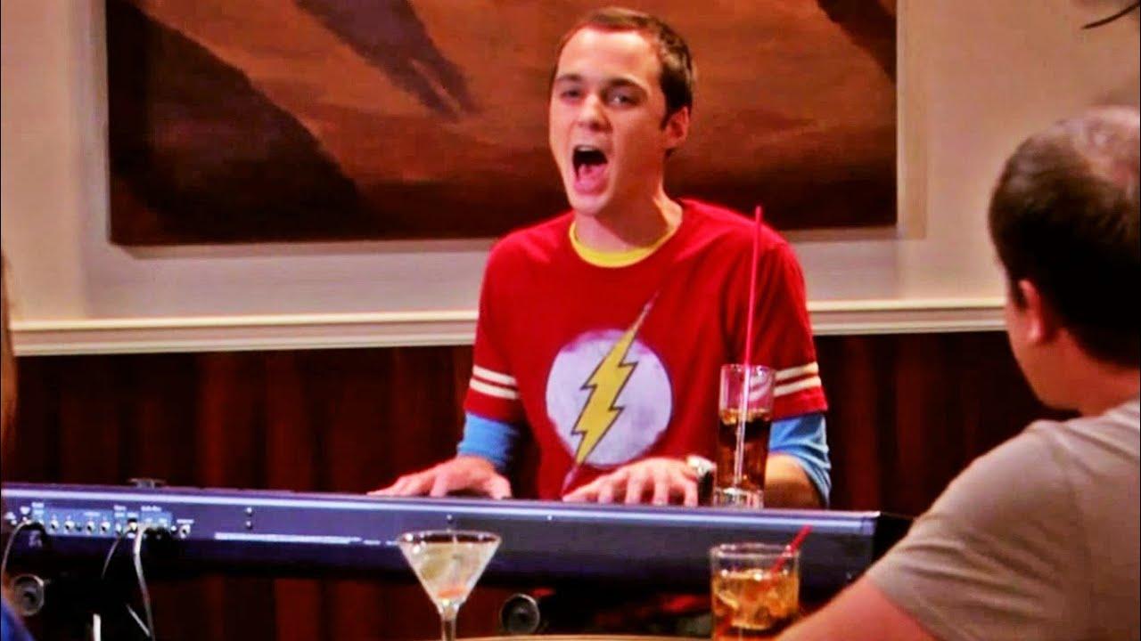 Sheldon Singing Fiddler On The Roof Hd720p Youtube