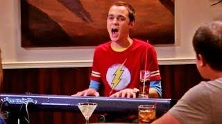 Sheldon Singing Fiddler On The Roof (HD720p)