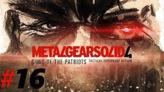Metal Gear Solid 4   Le Armi Dei Patriot   Ep16