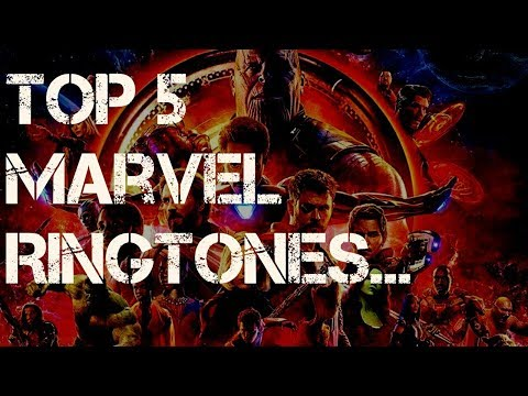 Top 5 Marvel Ringtones | Download now | Check Out The Description |