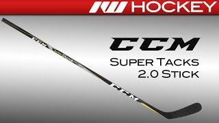 CCM Super Tacks 2.0 Stick