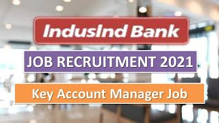 Urgent Hiring for Indusind bank Walkin interview   Apply now #EmploymentGuruji