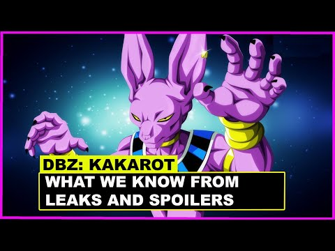 DragonBall Z Kakarot - Upcoming DLC And Leaks
