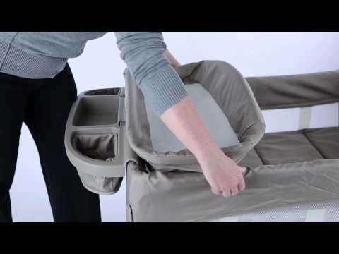 How To Assemble your Ingenuity Washable Playard Deluxe with Dream Centre