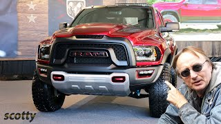 Dodge Just Changed the Game with This New Truck