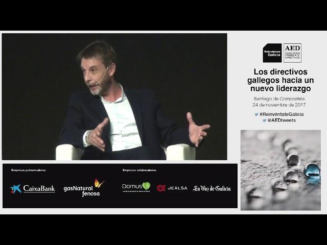 El talento en Galicia