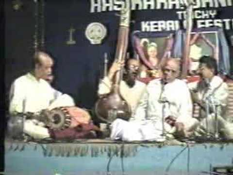 marivErE gati - Anandabhairavi - misra chApu (I)