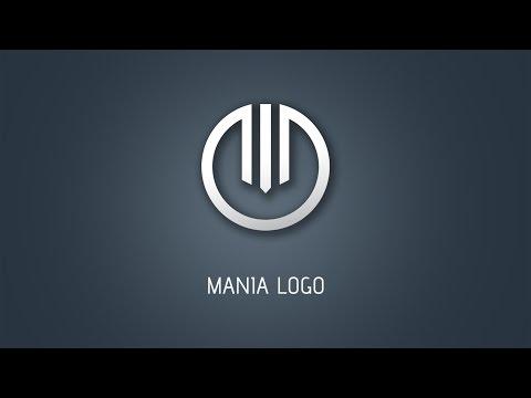 Photoshop CC Tutorial | Simple Logo Design
