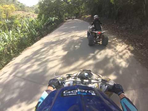GOPRO 3: El Mochito, Santa Barbara