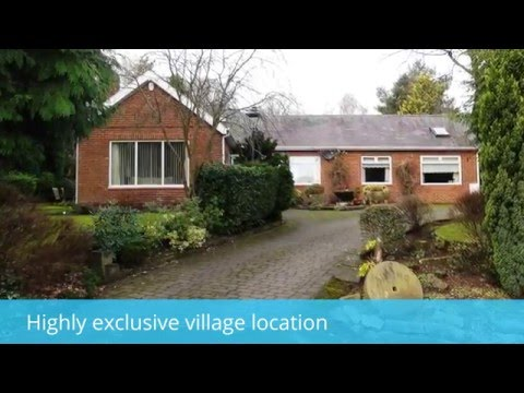 For Sale - High Horse Close, Rowlands Gill - 5 bed Bungalow