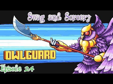 Swag and Sorcery #24 - Rot ist im Trend |