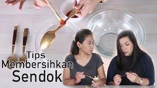 Dr. Kitchen: Tips Bersihkan Sendok, Asli Bisa Mengkilap Kayak Baru Lagi!
