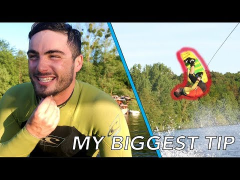 Easiest Way To Learn New Tricks - Wakeboarding
