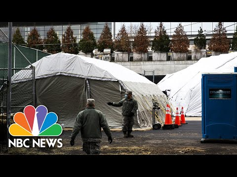 New York Death Toll Tops 4,000 As Military Called In To Help | NBC Nightly News
