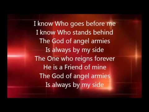 Chris Tomlin - Whom Shall I Fear (God of Angel Armies) with Lyrics