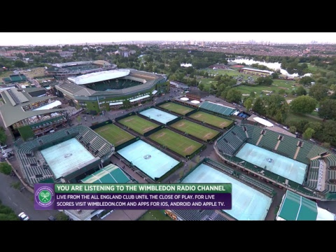 LIVE: The Wimbledon Channel Day 11