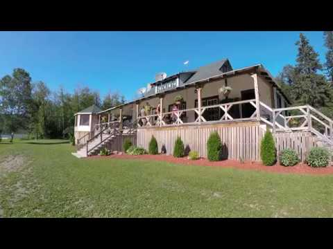 Glen Eden Salmon Lodge July 2017