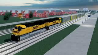 Roblox Rail Company Commercials Ep. 5 - NRSS Railway - Rails Unlimited