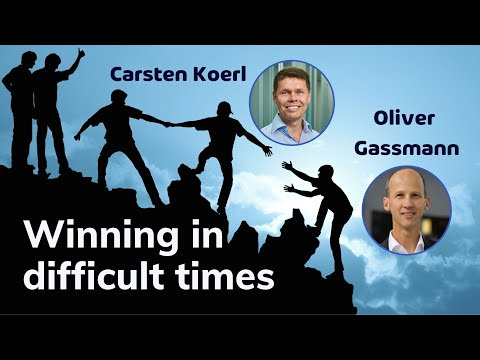 Winning in difficult times