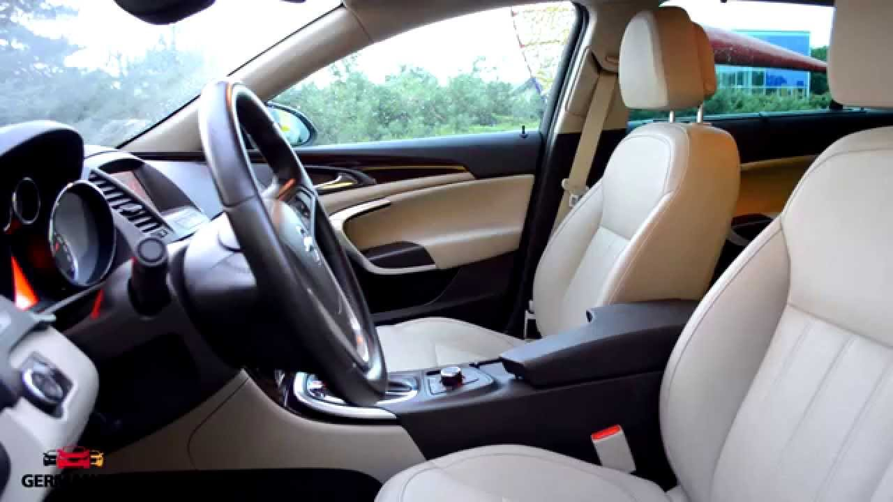 Opel insignia sport tourer cosmo 2011 germancar youtube for Interieur sport youtube