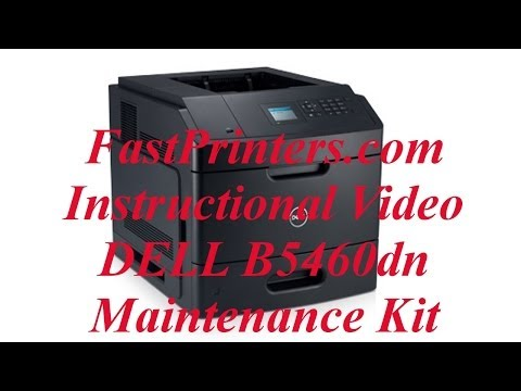 Dell B5460dn Maintenance Kit