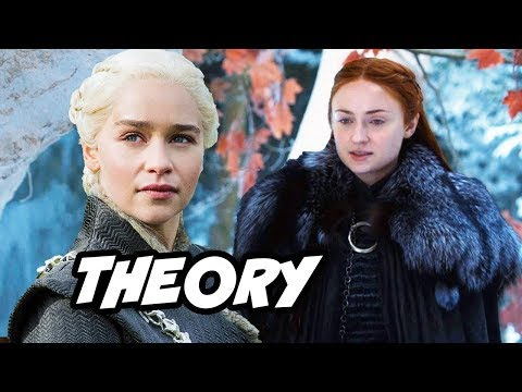 Game Of Thrones Season 7 Daenerys Targaryen Sansa Stark Predictions