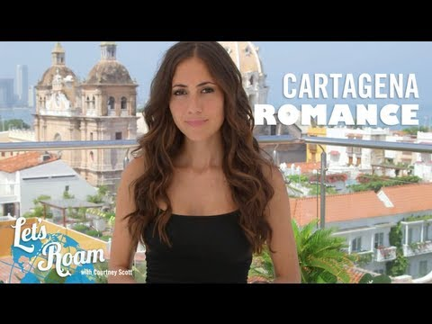 Colombia's Most Romantic City, Cartagena  | Let's Roam Colom