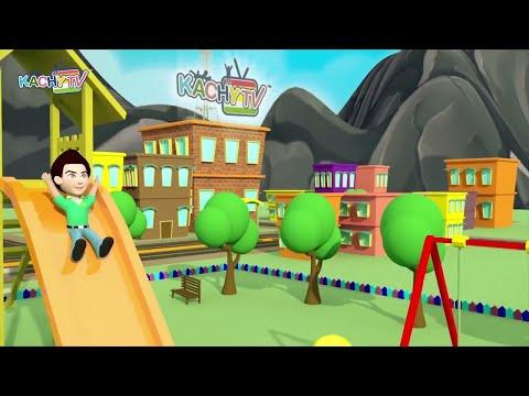 Count To 50 Song   Big Numbers Song   Kachy TV Nursery Rhymes - Kids Songs