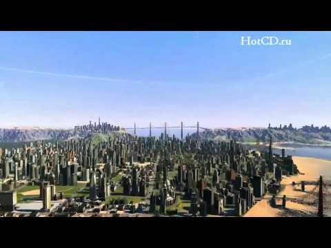 Обзор Cities XL 2012 Огни большого города