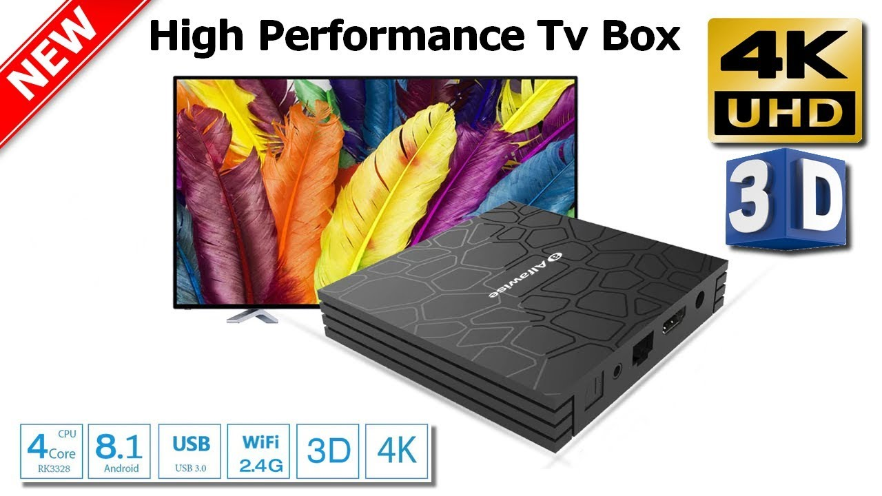 Best 4k Android Tv Box 2019 BEST ANDROID TV BOX 2019 YOU'VE BEEN WAITING FOR! Alfawise T9 TV