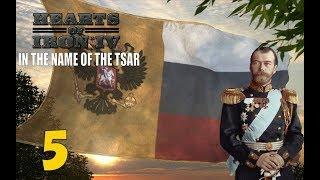 HOI IV In the Name of the Tsar - #5 - Romanov - ITA