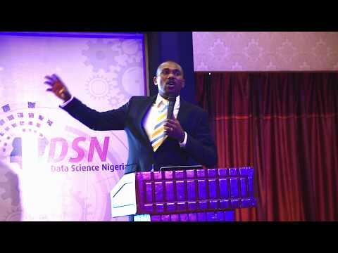 Data Science Nigeria 1st Big Data Summit Part 1
