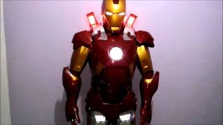 armadura iron man