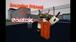 A Daring Escape in Roblox (Roblox Prison Life)