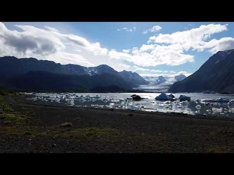 Most Beautiful Veiw Ever!, Grewingk Glacier, Kachemak Bay State Park, Homer, Alaska