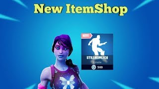 Fortnite Item Shop 27.8.19 I Dream Skin is BACK DA + NEW TANZ I Fortnite Battle Royale Shop