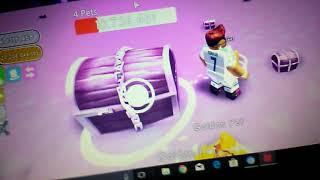 Roblox Pet Simulator - collecteur d'argent