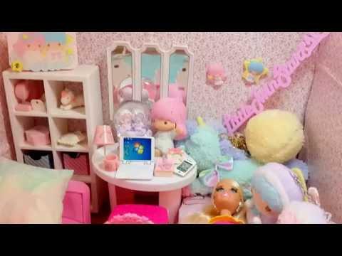 รีวิวบ้านบาน์บี้ ห้อง Little Twin Stars By น้องดา