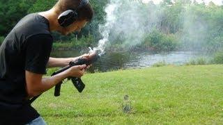 AKS-74u Meltdown YouTube Videos
