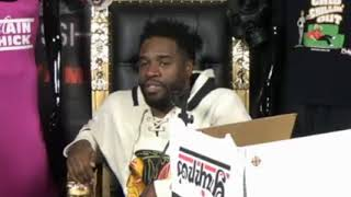 10-15-19 - The Corey Holcomb 5150 Show - Pharrell GQ Cover, Kevin Hart, and Atatiana Jefferson