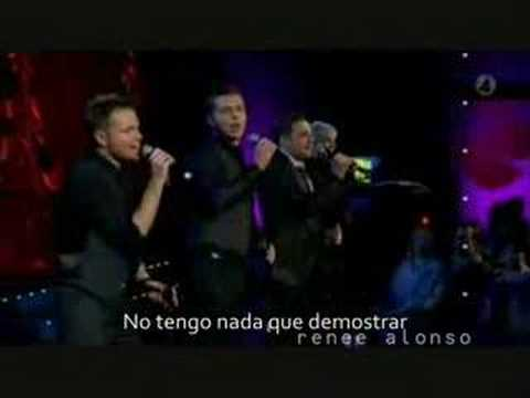 Westlife - Something Right (Traducida)