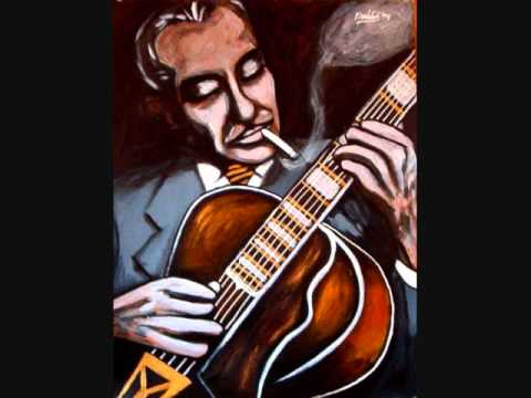 Django Reinhardt - The Man I Love - Rome, 01or02. 1949
