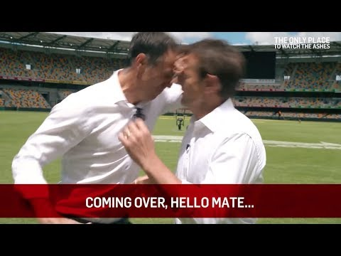 Priceless! Gilchrist and Vaughan have the final say on Bairstow vs. Bancroft
