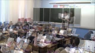 1 урок - Конь на крыше. Светлана Шестакова и Ольга Мазур, 205 гр.