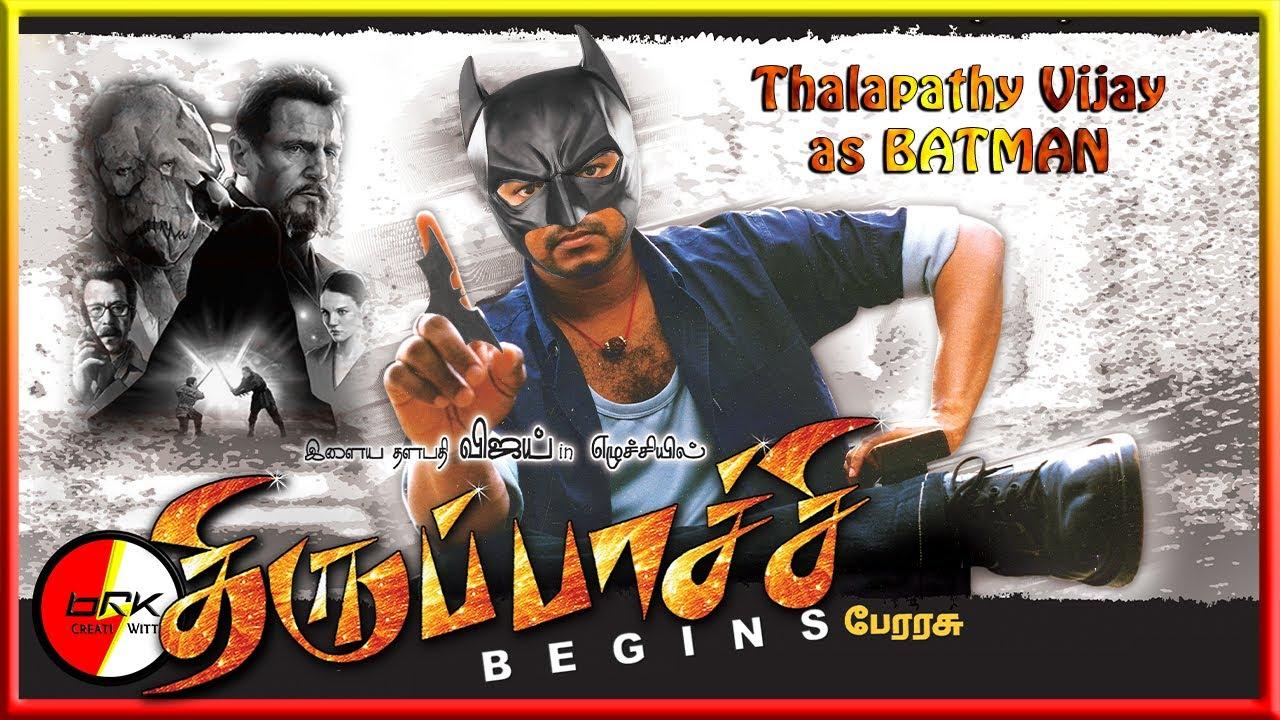Download Thiruppachi Begins - Batman Begins Voice Over    BRKCreatiWitty