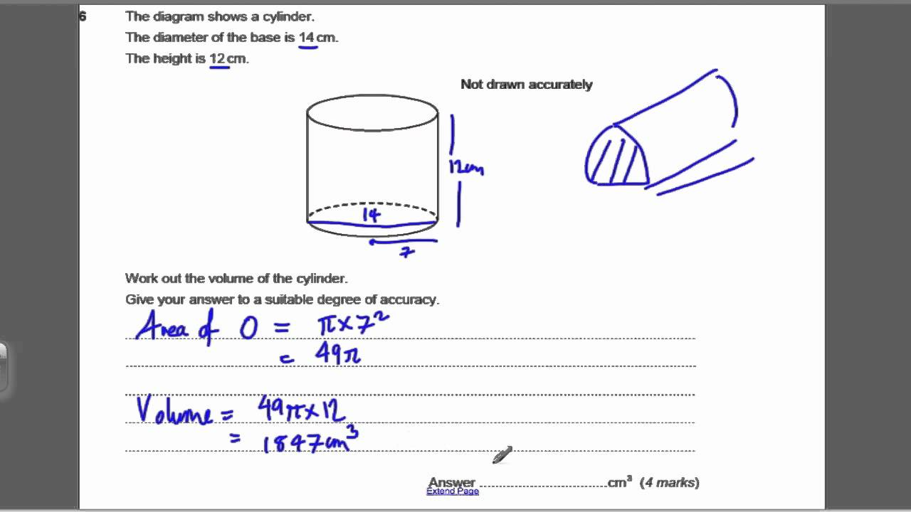 GCSE Maths Higher papers - Mathsmadeeasy