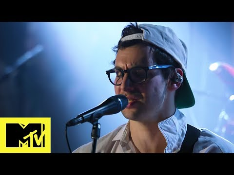 Bleachers Perform 'Rollercoaster' for MTV Unplugged | MTV Music