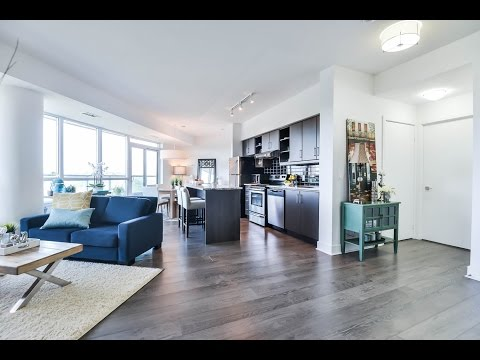 #306-35 Brian Peck Crescent Toronto | Virtual Tour