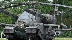 15 Großartige Militärfahrzeuge!